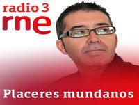 """Sobre vinos ecológicos en """"Placeres mundanos"""" de Radio 3 RNE."""