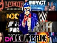 Onda Wrestling S03E25 'Con acento mexicano'