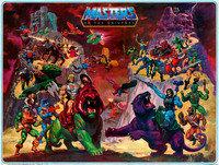 LPDFYQ Nº 42 (2ª Parte).- EL Universo de los Masters del Universo