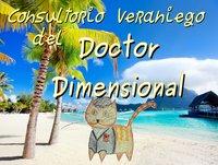 PodCastizo nº13. EXTRA VERANO: Consultorio veraniego del Doctor Dimensional