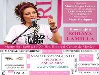Soraya lamilla / cancer de mama