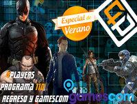 4Players 110 Regreso y Gamescom comienza temporada 3