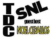 TDC Podcast - 12 - Especial Saturday Night Live, con Noel Ceballos