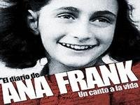Ana Frank, a través de las páginas de un diario