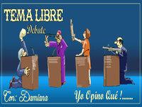 ''Tema Libre'' Febrero 9/2015 ( El Hombre Indicado) Con Damiana O'hara