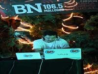 80 decibelios DJ Set. SOLAR FEST MALLORCA 2015 (escenario Bn) 12/09/15
