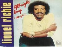 Lionel Richie - All Night Long - All Night - 12 Version