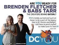 Ep.52 Conferencia de Babs Tarr y Brenden Fletcher en La Mole Comic Con