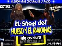 El Show Del Hueso Y El Macanas( Sin Censura)Como hacer que tu pareja acepte un trio sexual.