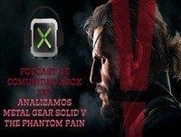 Podcast 3x3 Comunidad Xbox I Metal Gear Solid V: The Phantom Pain