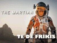 Te de Frikis Especial de The Martian OJO SPOILERS