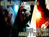 2x03 - 5 Muertes Trágicas en los Cómics / Gotham / Estrenos de Temporada de Arrow y The Flash / Lo Mejor de la Semana