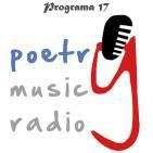 PoetryMusicRadio Programa 17 - 25.05.16
