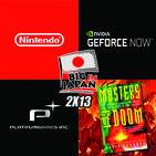 BIG IN JAPAN 2X14 - Nvidia Geforce Now, Stadia Gratis muy pronto, Platinum Games, Nintendo en 2020
