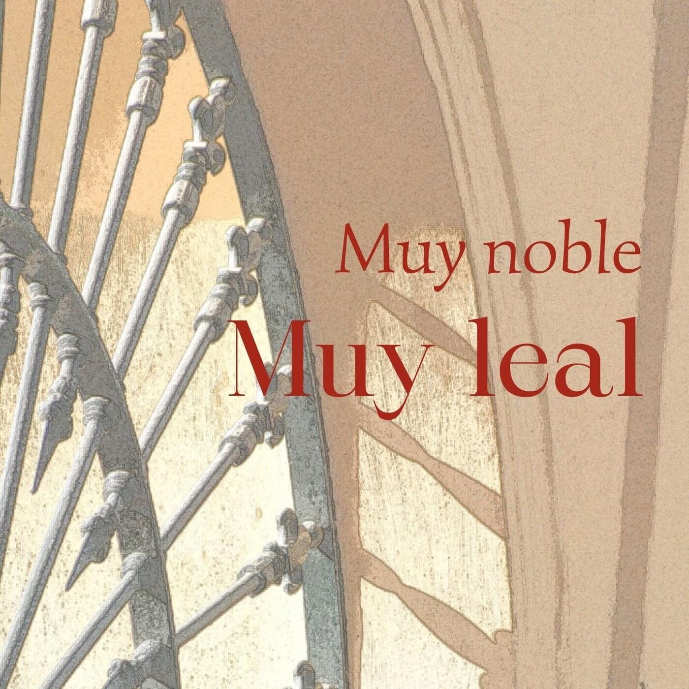 T2.E1 - Muy noble, muy leal en Café Literato