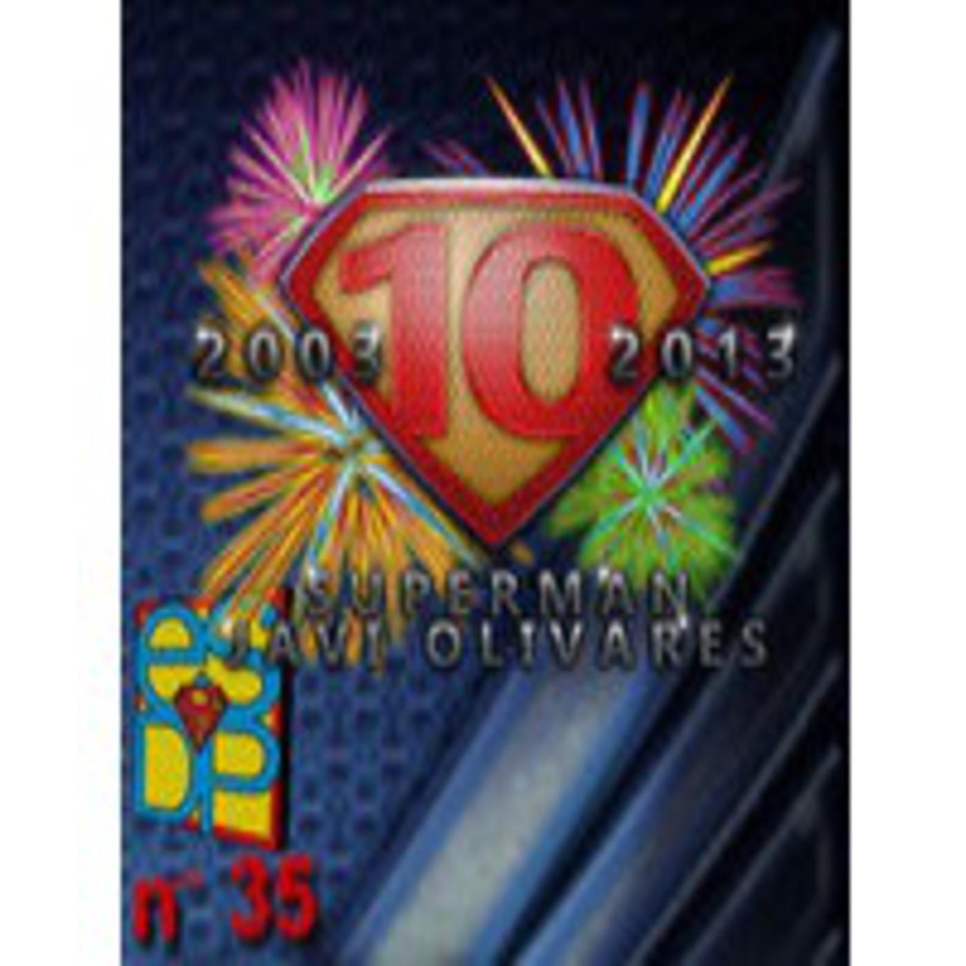 Programa 35 - El Sótano del Planet - Especial 10 Aniversario SJO.net