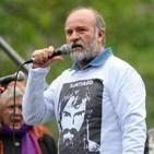Sergio Maldonado: «La policía generó el incendio para responsabilizarlos y justificar la represión».