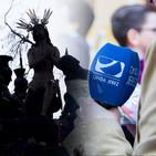 El Señor de la Sagrada Cena por Pozuelo y Letrados 2018 - La Levantá en Semana Santa (Alejandro Melero y Selu Montes)