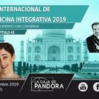 CONGRESO INTERNACIONAL DE MEDICINA INTEGRATIVA 2019 - Con Martín Achirica, Tahi Ricard, Ana Maria Oliva y Vero Fernández