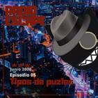 Episodio 05: Tipos de puzles - Con Plastic Robot Craft Games