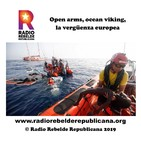 Open arms, ocean viking, la vergüenza europea