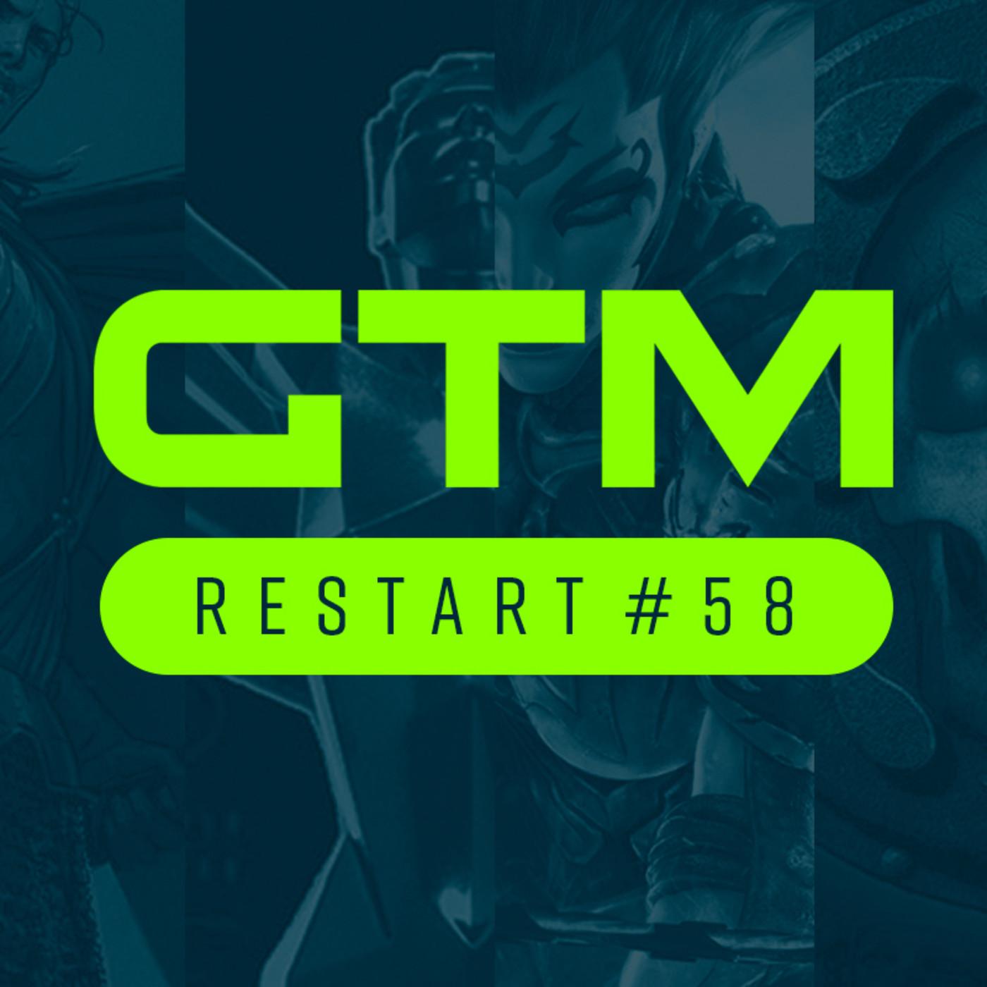 GTM Restart #58 |Smart Delivery · Bafta para Kojima · Project G.G. · Impresiones Remakes RE3 y FF7