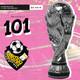 Ep 101: El Nuevo Mundial de 48 Selecciones & Mundial de Clubes