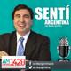 31.07.19 SentíArgentina.AMCONVOS/Seronero/NicolasFunaro/Diego Albamonte/Alejandro Vera/L.Podestá