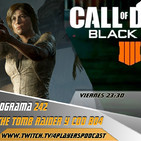 4Players 242 Análisis Shadow of the tomb raider y Call of duty BO4