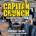 El GlitchCast #45: Capitán CRUNCHTIME!!! ft Rufous Gaming Show.