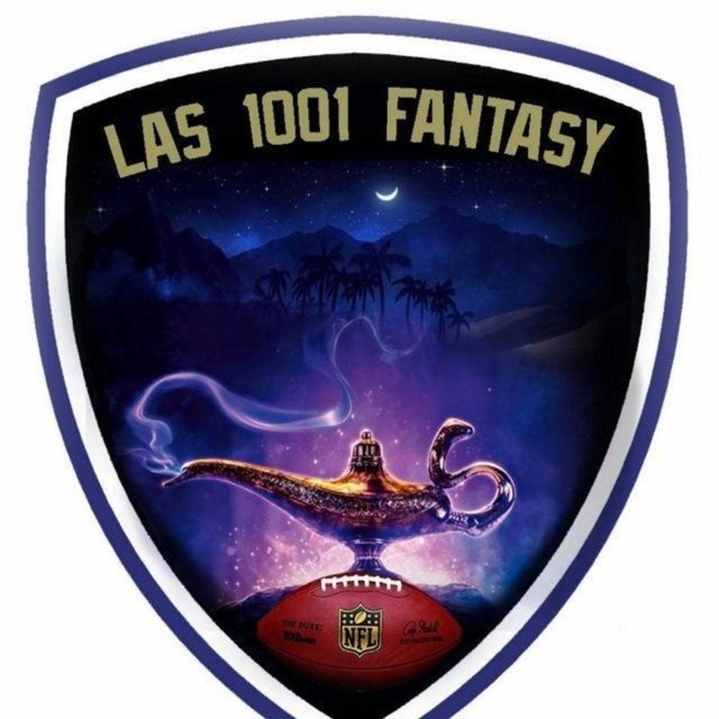 Las 1001 Fantasy - Fantasy 0026 - Previa de la jornada 2