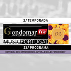 "MUSICPT na GONDOMAR FM - Episódio 23 [especial com CatiDreamer, autora do blog ""Dream Big""]"
