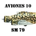 A10#05 S.M. 79 Sparviero El torpedero italiano