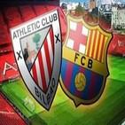 Ep. 27 Athletic vs Barça: estamos para los leones.