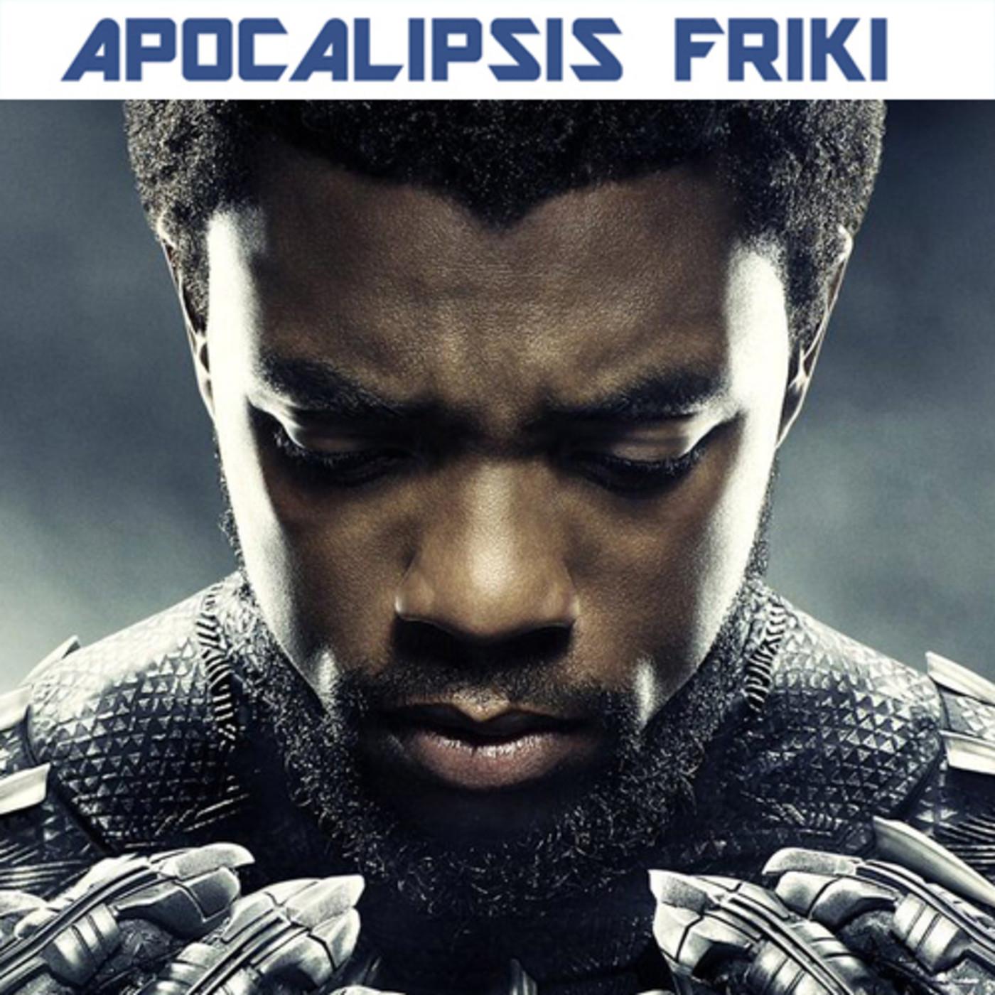 AF 232 - El príncipe de Wakanda Metropolitano