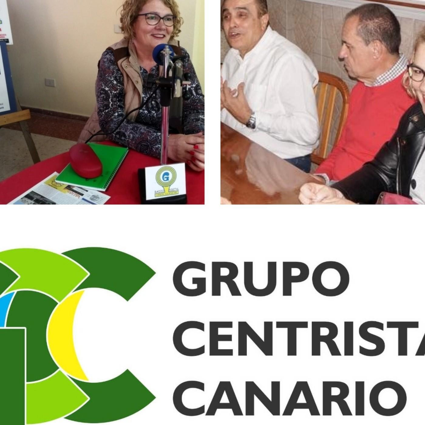 Maribel Castro ficha por el Grupo Centrista Canario