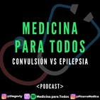 Convulsiones vs Epilepsia