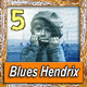 BLUES ARMÓNICA (Mississippi Delta) · by Blues Hendrix