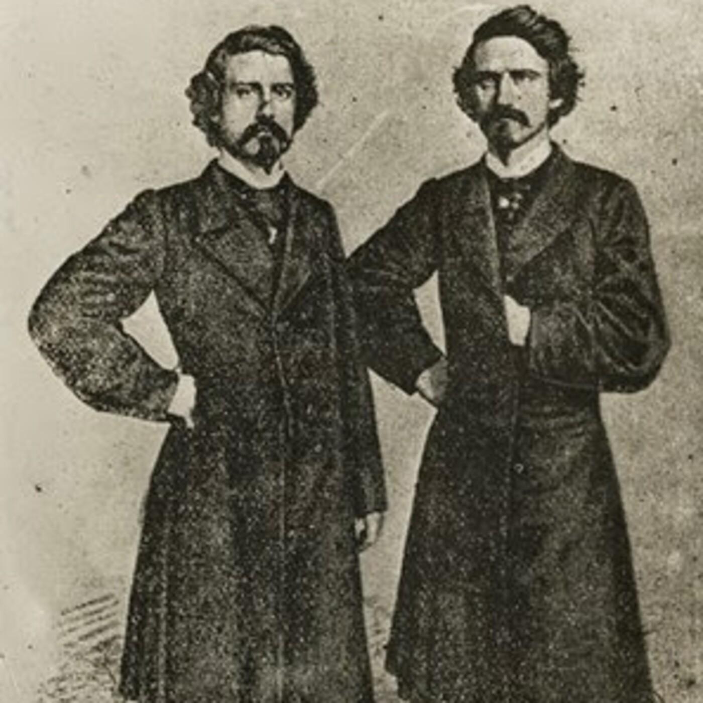 Misterios en Viernes nº293: Gips del siglo XIX