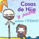 Cosas de Hija y padre 049 - Edición Verano 06, Pintando una caja de madera