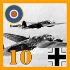 La Batalla de Inglaterra #10 BLITZ Nocturno. Del 7 de Septiembre'40 al 12 de Mayo'41