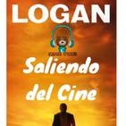 Logan Saliendo Del Cine