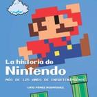Guardado Rápido. La historia de Nintendo. Más de 125 años de entretenimiento: Entrevista a Uxío Pérez Rodríguez.