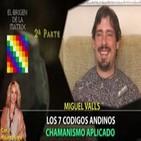 LOS 7 CODIGOS ANDINOS... Chamanismo aplicado por Miguel Valls - Parte 2