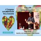 Taller de Pan Esenio, Raw Food y Pastel de zanahoria, con Javier Medvedovsky