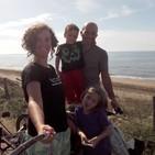 Biciclistas Montserrat y Familia Supertramp - Programa 121