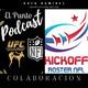 NFL Colaboración con Kickoff NFL - Isaac Alarcón