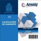 Calificacion de Diamante - Yoladie y Santos Rivas