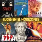 Luces en el Horizonte 6X07: ARMAGEDDON, ALCIBIADES, AKIRA, EL HOMBRE QUE DESPERTÓ EN EL FUTURO, ÉXODO,TERROR EN LA ÓPERA