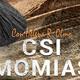 Tempus Fugit 6x14: CSI Momias, con Helena R. Olmo